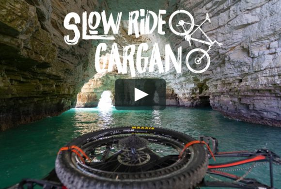 SLOW RIDE GARGANO